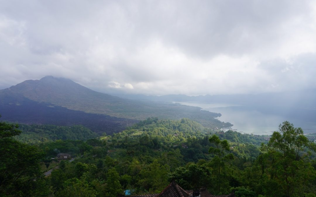 The Majestic Mt. Batur