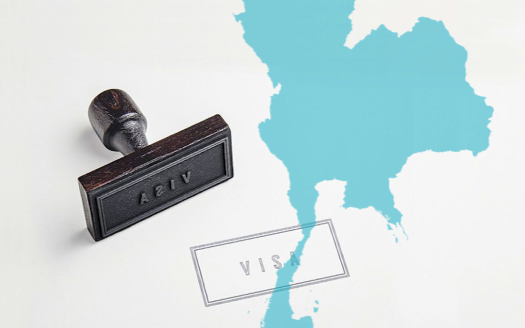Thailand Launches Its Online E-Visa Service