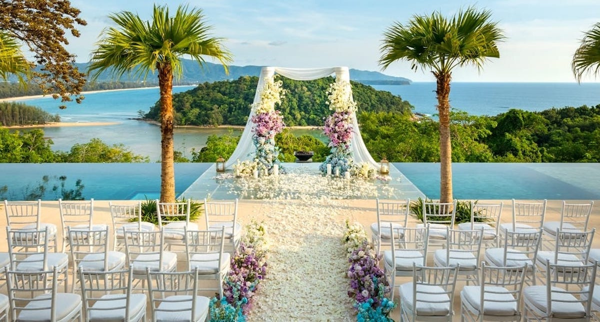 8 Best Location Ideas for a Tropical Destination Wedding in Southeast Asia